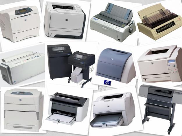 Ремонт принтеров, копиров и МФУ