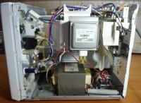 ремонт микроволновки